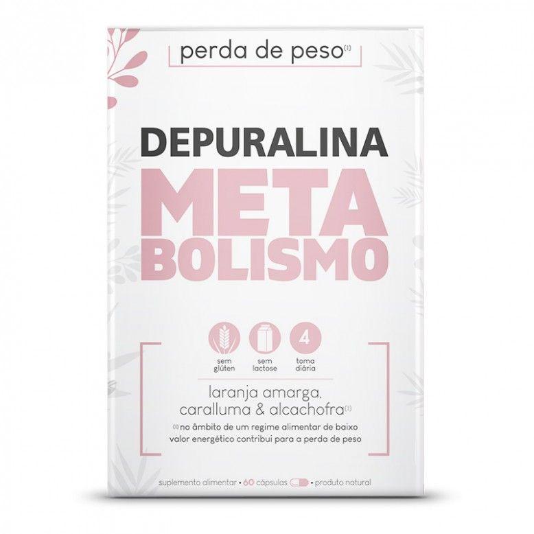 Depuralina Metabolismo 60 Cápsulas