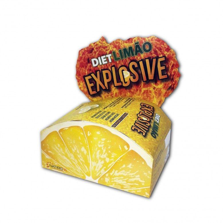 Dietlimão Explosive 30 Cápsulas