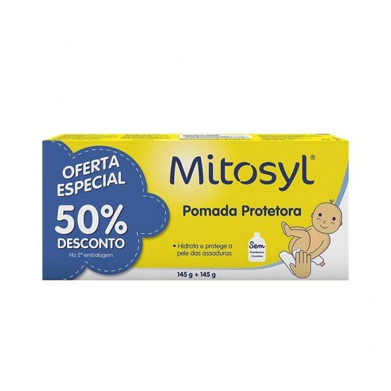 Mitosyl Duo Pomada protetora 2x145g