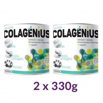 Collagen Collagen Active Duo Neutral Powder 2 x 330g