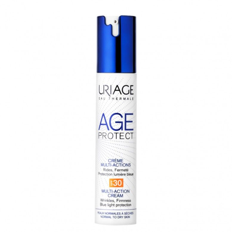 Uriage Age Protect Multi-Action Creme de Rosto SPF30 40ml