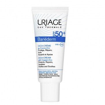 Uriage Bariéderm Cica-Crème SPF50+ 40ml