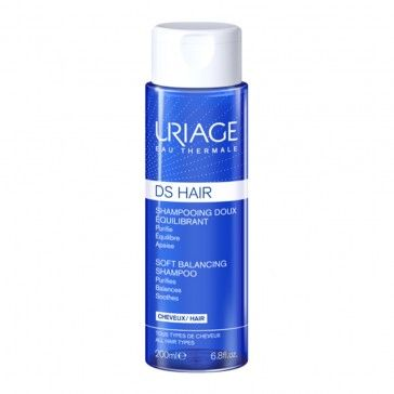 Uriage DS Hair Shampoo Suave Equilibrante 200ml