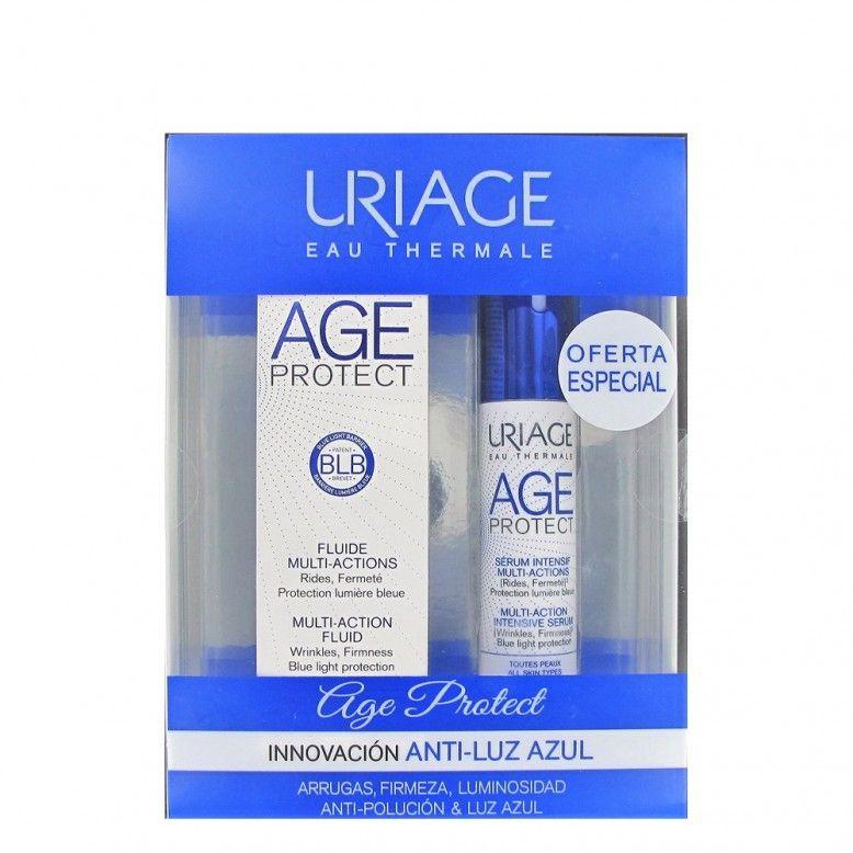 Uriage Age Protect Creme 40ml + Age Protect Sérum 10ml