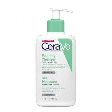 CeraVe Cleanser Espuma de Limpeza Facial 236ml