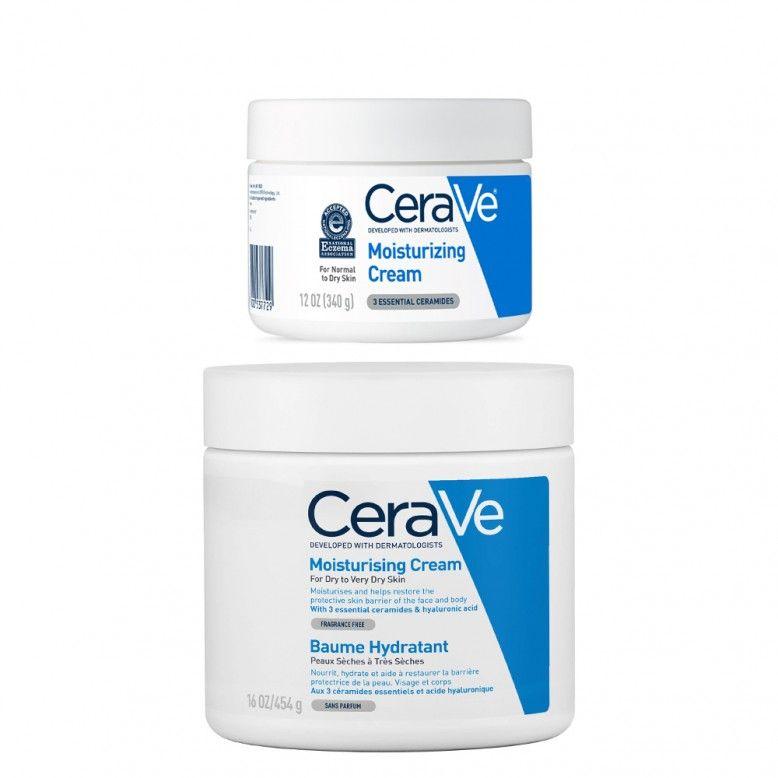 CeraVe Creme Hidratante Diário 454ml + 340ml