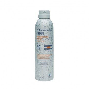 ISDIN Fotoprotector Transparent Spray Wet Skin SPF30 250ml