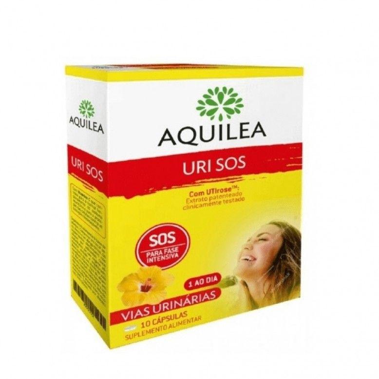 Aquilea Uri SOS 10 Cápsulas