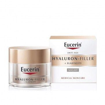 Eucerin Hyaluron Filler Elast Creme Noite 50ml