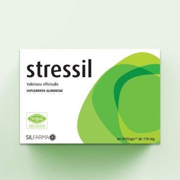 Stressil Lipid 60 Cápsulas