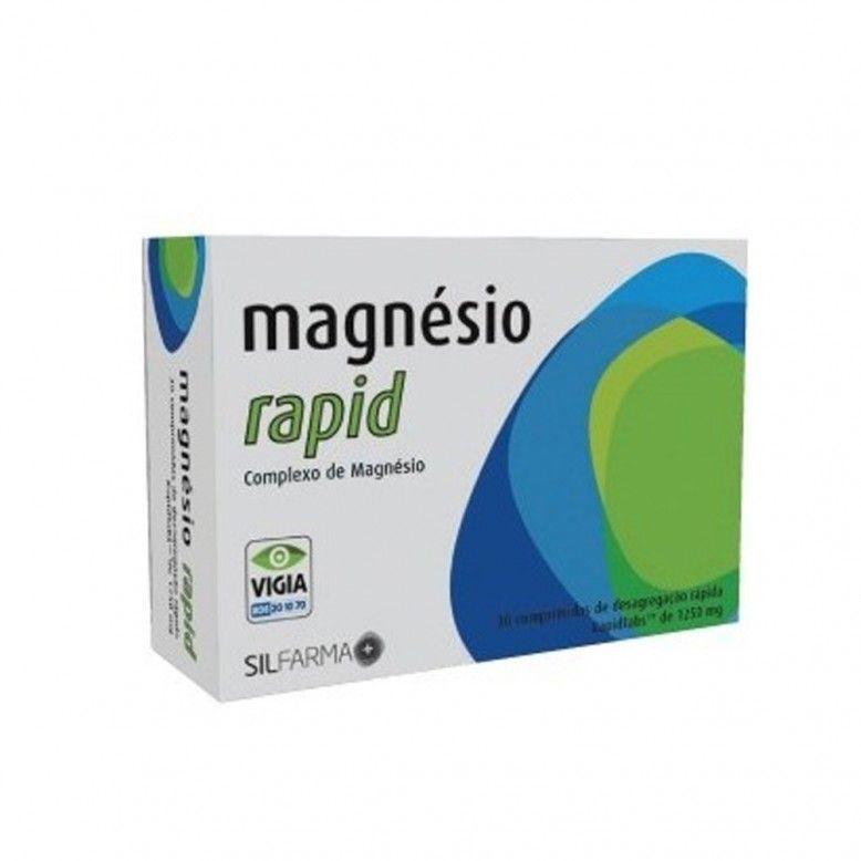 Magnesium Rapid 30 Tablets