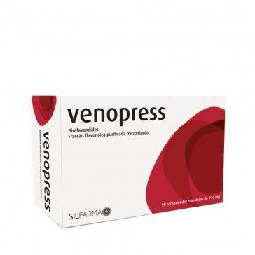 Comprimido recubierto de Venopress 90