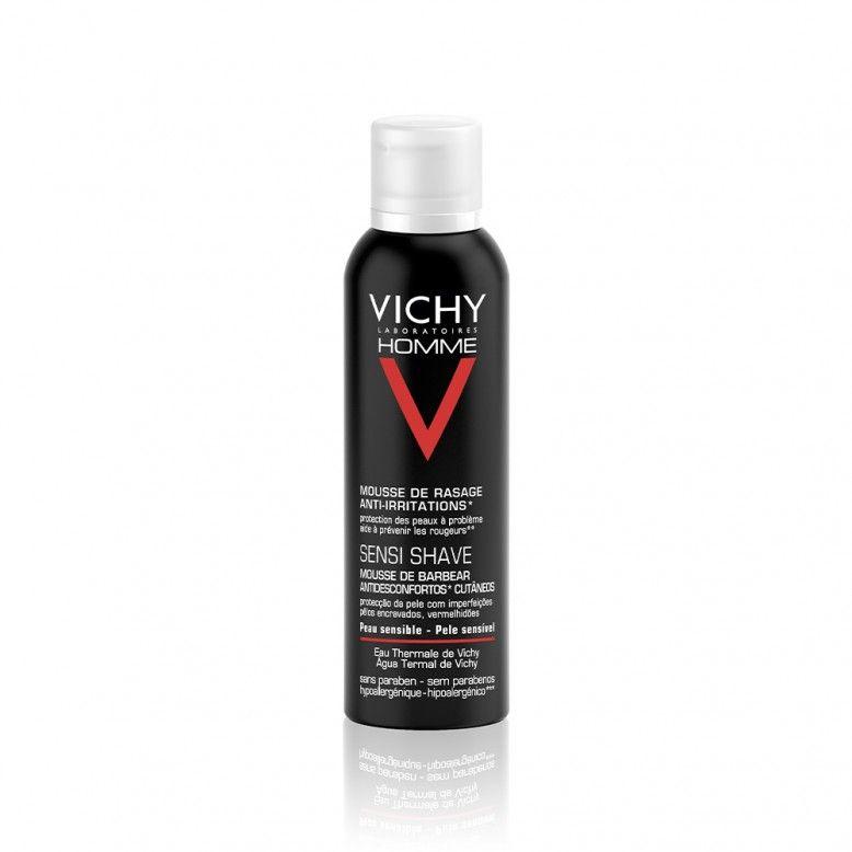 Vichy Homme Espuma de Barbear 200ml