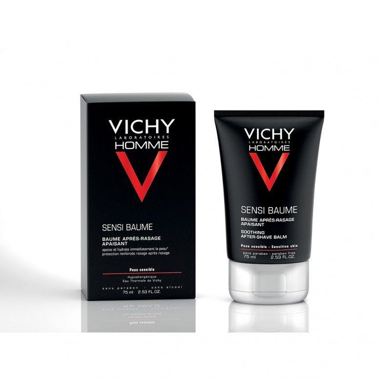 Vichy Homme Sensi-Baume Bálsamo After Shave Calmante 75ml