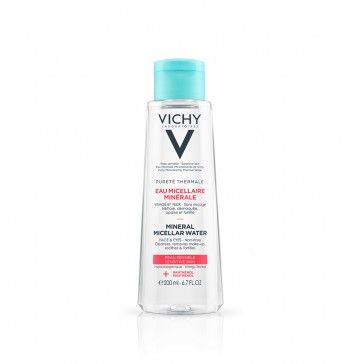 Vichy Pureté Thermale Micellar Water Sensitive Skin 200ml