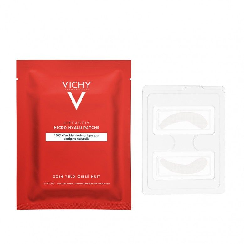 Vichy Liftactiv Micro Hyalu-Filler Patches Olhos x2