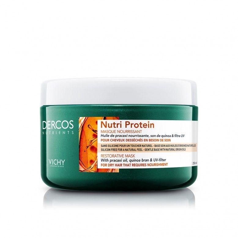 Dercos Nutrients Nutri Protein Máscara Reconstituinte 250ml