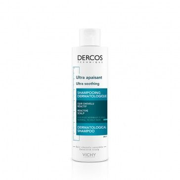 Dercos Ultra-Soothing Normal to Oily Hair 200ml
