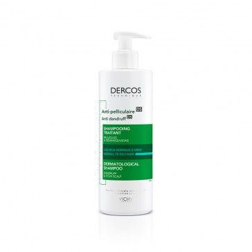 Dercos Anti-Dandruff Shampoo Oily Hair 390ml