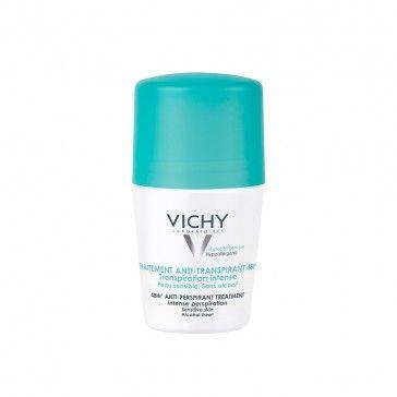 Vichy Deodorant Roll-On Antiperspirant 48H 50ml