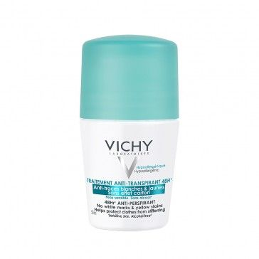 Vichy Deodorant Roll-On 48H Anti-stain 50ml