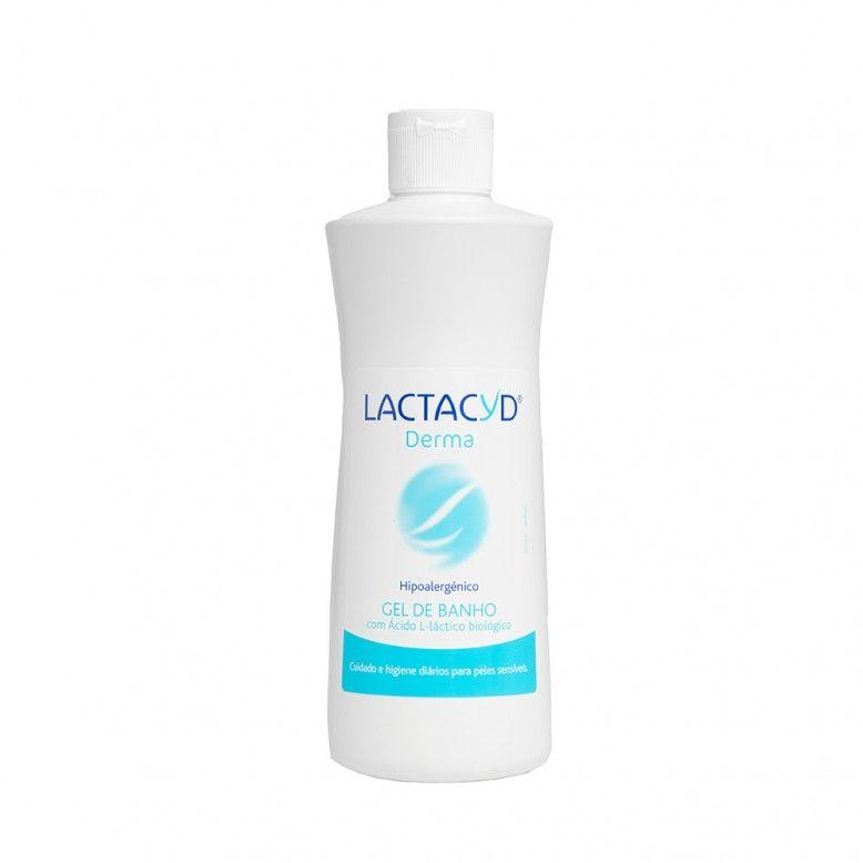 Lactacyd Derma Gel de Banho 500ml