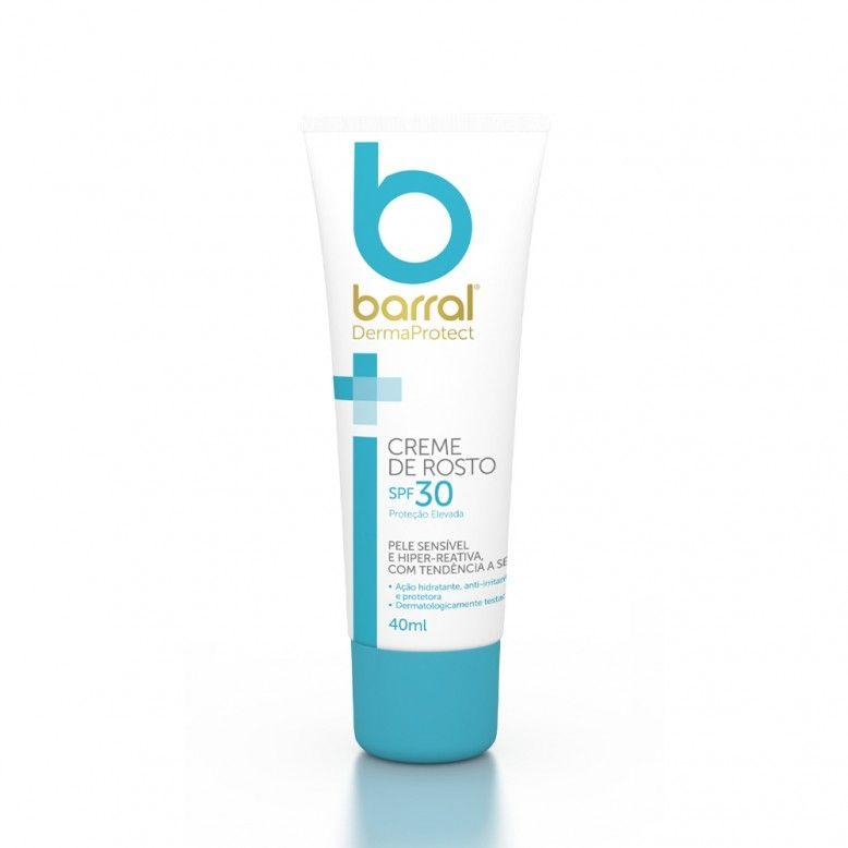 Barral DermaProtect Creme de Rosto SPF30 40ml