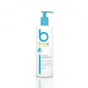 Barral DermaProtect Creme Corporal Hidratante