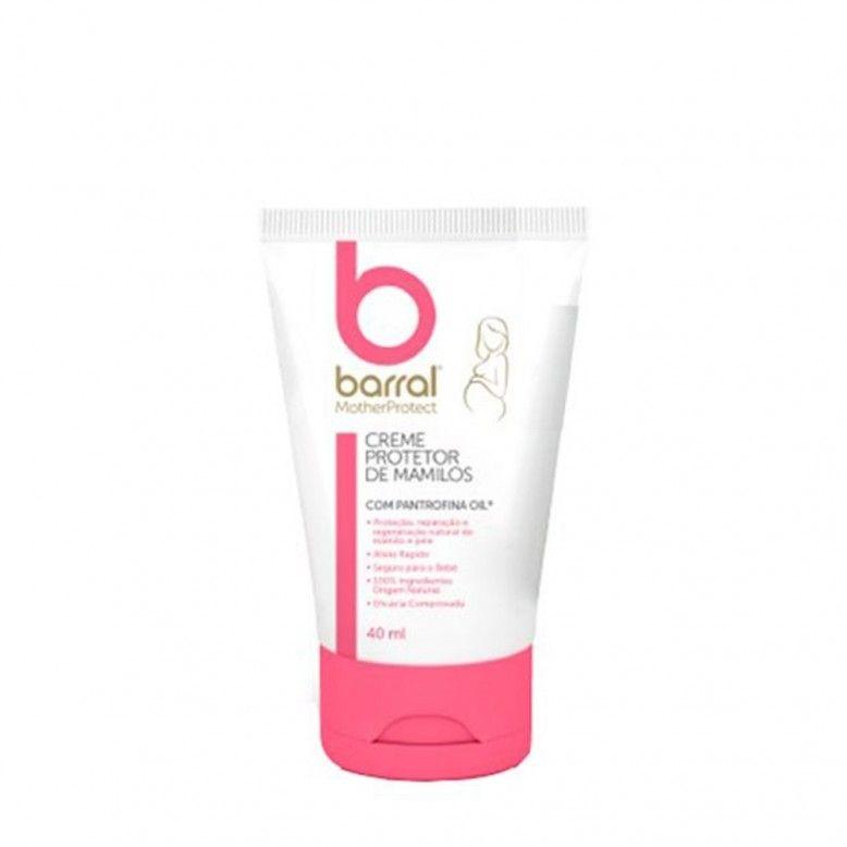 Barral MotherProtect Creme Protetor Mamilos 40ml