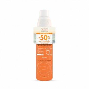 Avène Solar Spray SPF50+ 200ml