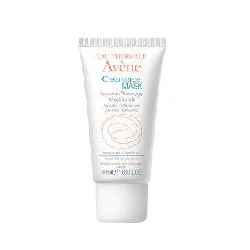 Avène Cleanance Mask Máscara Esfoliante 50ml