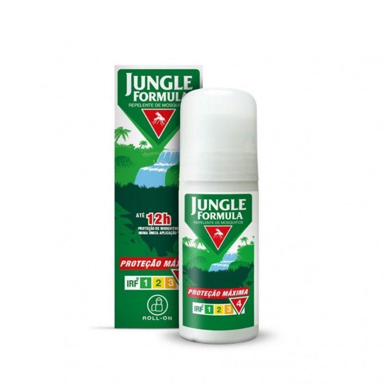Jungle Formula Repelente de Mosquitos Roll On 50ml