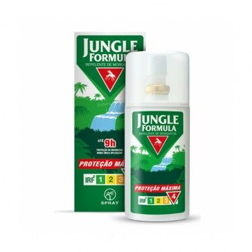 Jungle Formula Repelente de Mosquitos Spray 75ml