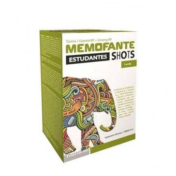 Memofante Estudante Shots Ampolas Bebíveis 25mlx7