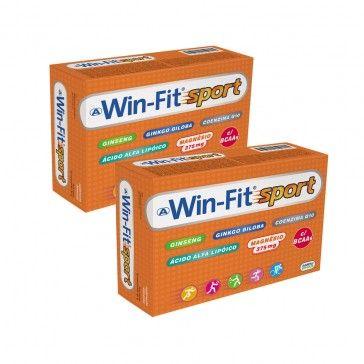 Win-Fit Sport 2x60 Comprimidos