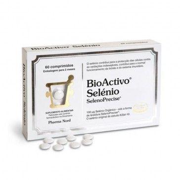 BioActive Selenium 60 Tablets