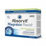 Absorvit Magnésio Resist 10 Ampolas