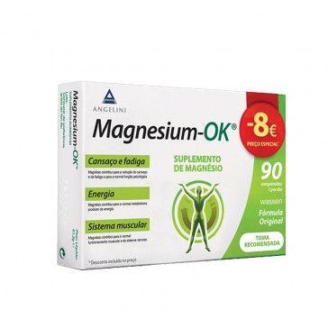 Magnesium Ok Promo 90 Comprimidos