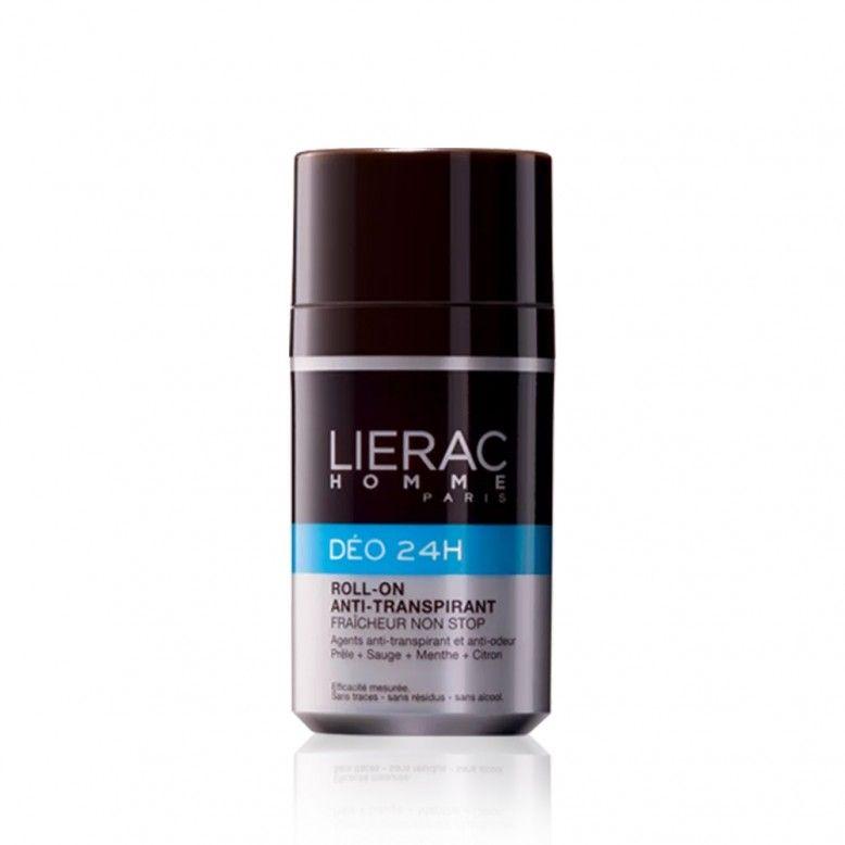Lierac Homme Desodorizante 24h Deo Roll-On 50ml