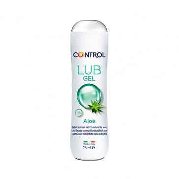 Control Gel Lubrificante Aloe 75ml