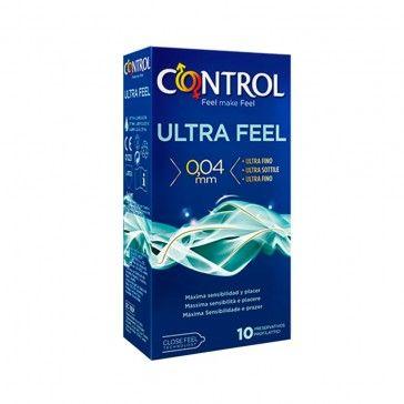 Control Ultra Feel Preservativos x10