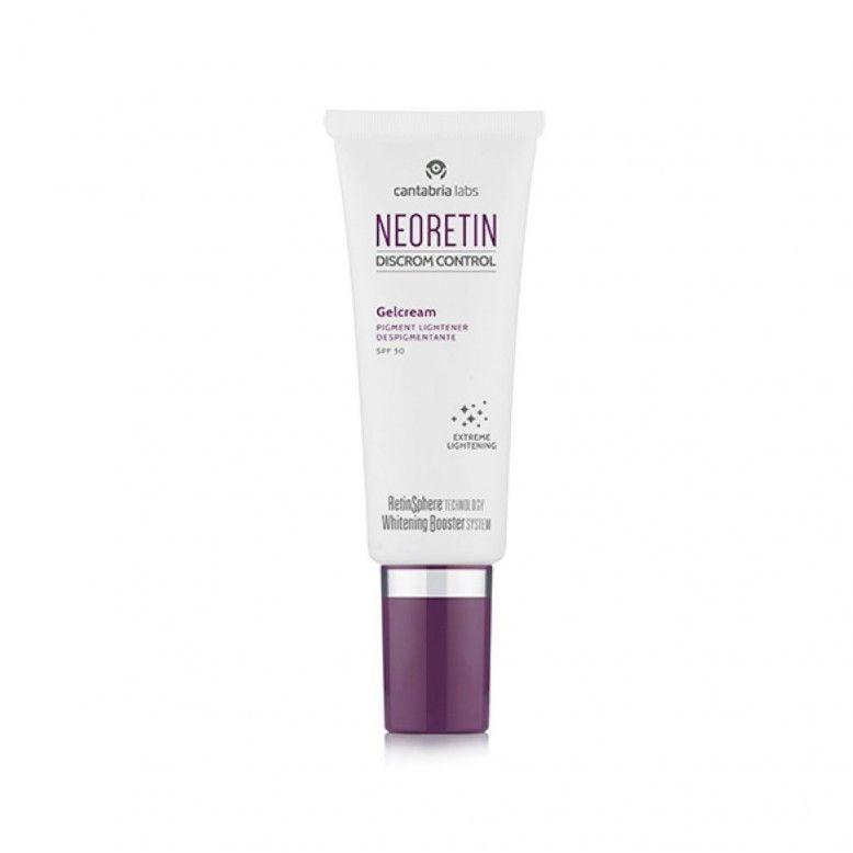 Neoretin Gel Depigmenting Face Cream SPF50 40ml