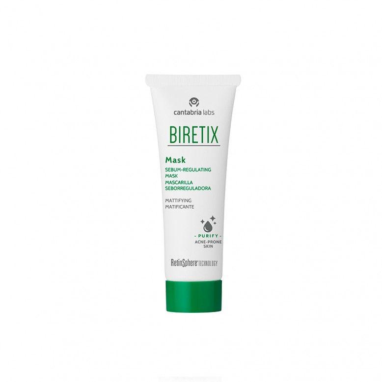 Biretix Mask Máscara Seboreguladora 25ml