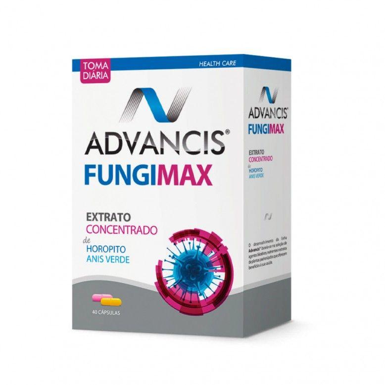 Advancis Fungimax 20 Cápsulas Rosa + 20 Cápsulas Amarelas