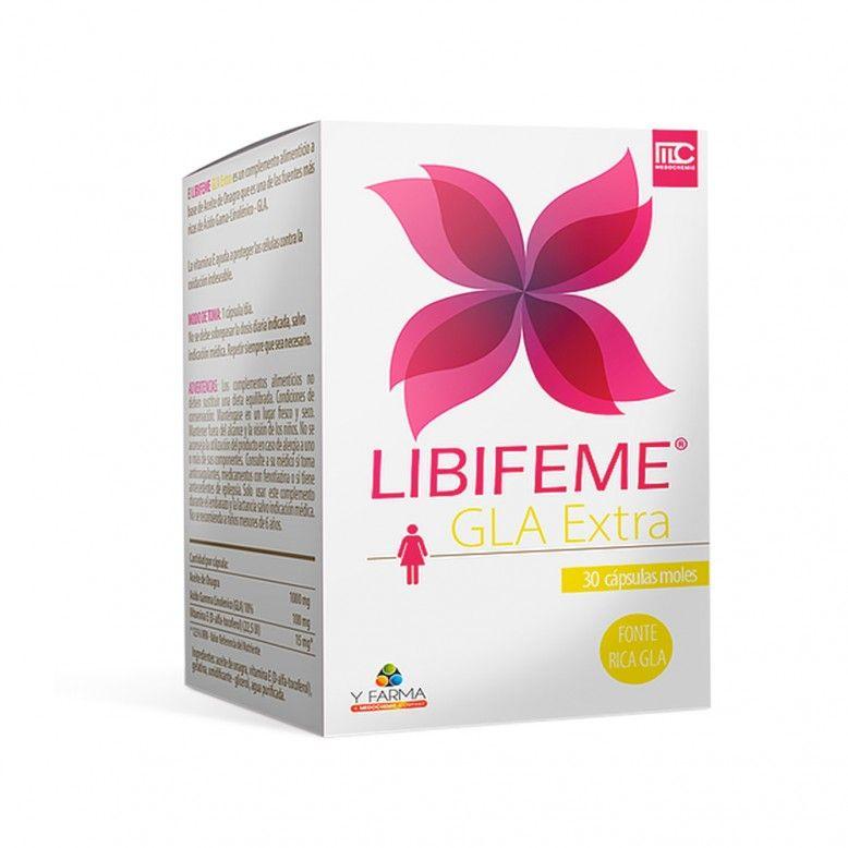Libifeme GLA Extra 30 Cápsulas