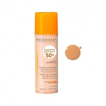 Bioderma Photoderm Nude Touch Fluido Tom Dourado SPF50+ 40ml