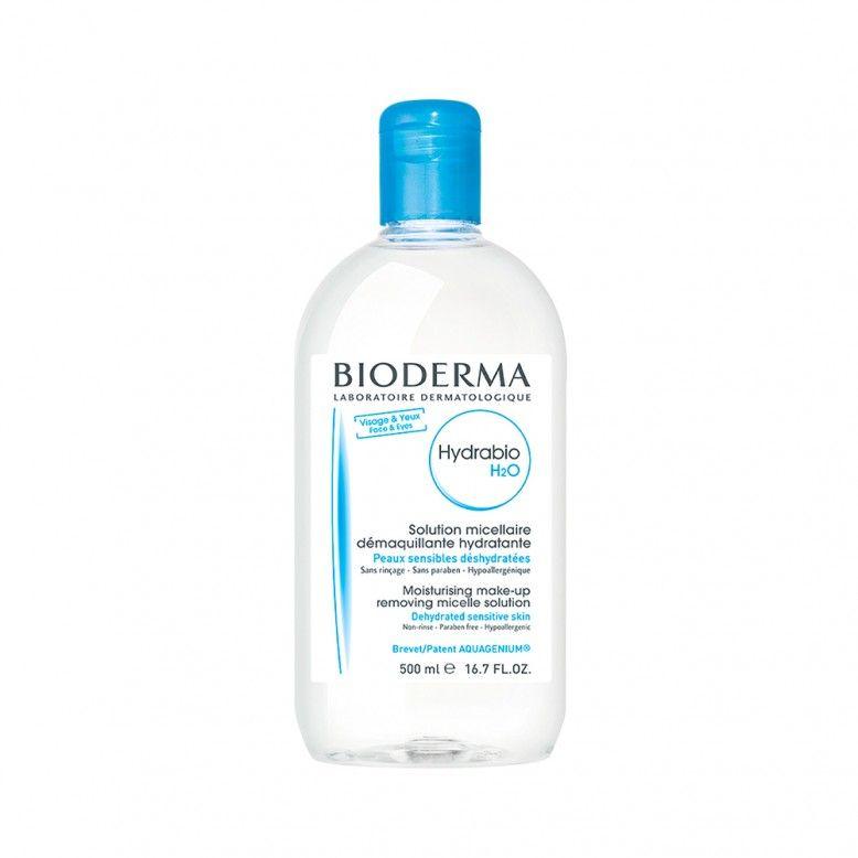 Bioderma Hydrabio H2O Água Micelar 500ml