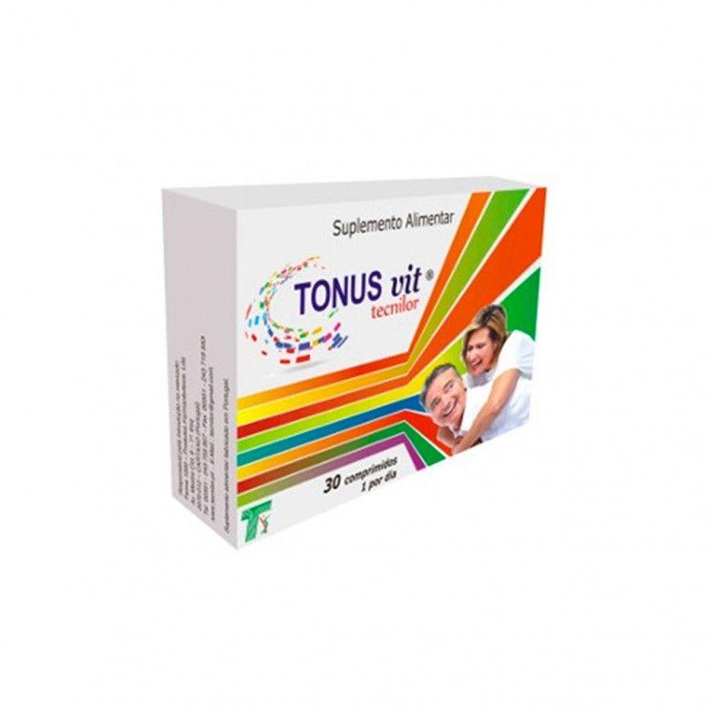 Tonus Vit 30 comprimidos