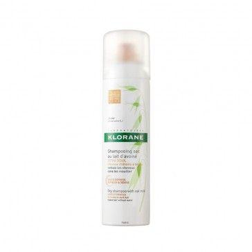 Klorane Capillary Oat Milk Dry Shampoo