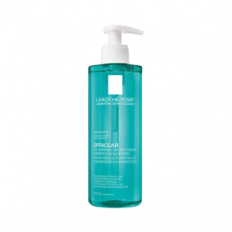 La Roche-Posay Effaclar Gel Purificante Micro Peeling 400ml